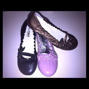Stylish women's footwear Ballets.